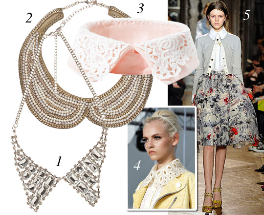 Ask the Stylist: Detachable Collars