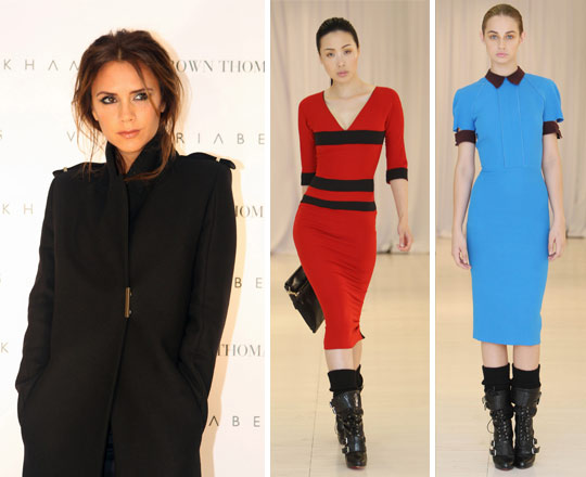 WhatSheWears Meets Victoria Beckham
