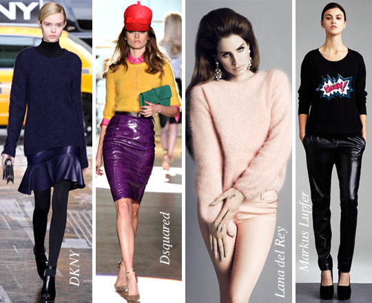 Ask the Stylist: How to Wear Knits