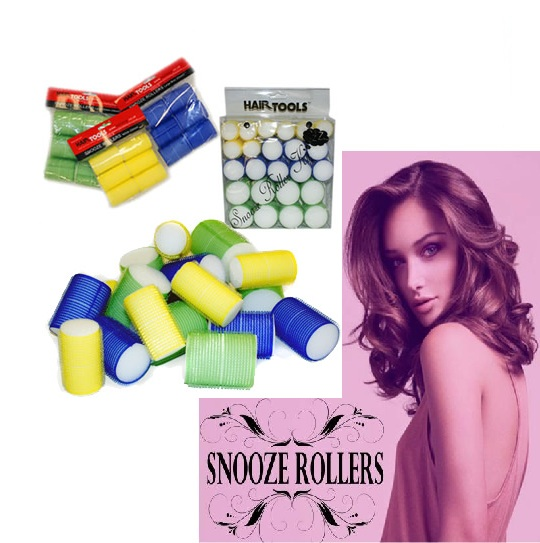 Win! Snooze Rollers Sleep-in Hair Rollers