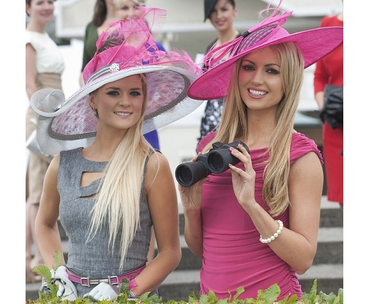 Ladies Day at Galway Races &#8211; 02/08/12