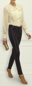 L.K-Bennett-navy-leather-trousers