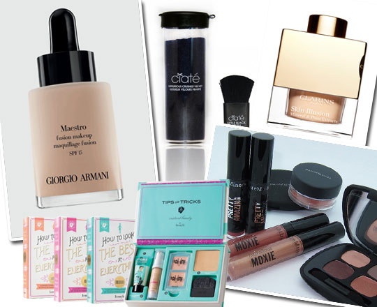 Beauty: August Must haves
