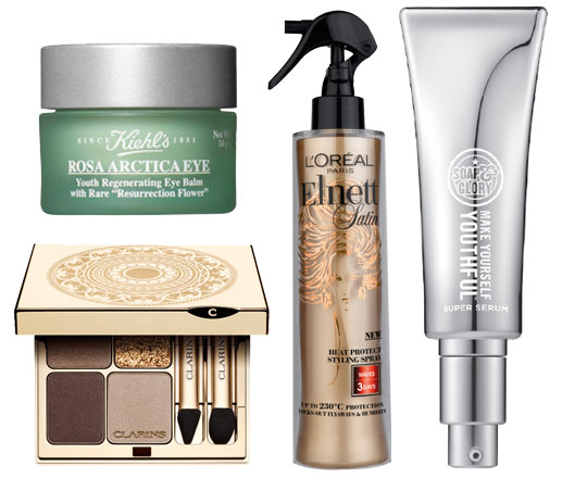 Beauty: October Must-Haves