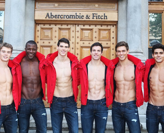abercrombie and fitch ireland