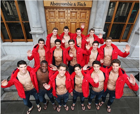 Shopwatch: Abercrombie & Fitch