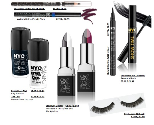 Win! NYC Halloween Goodies