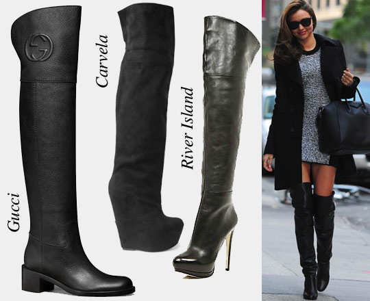 e2444cbddee Top 3  Over the Knee Boots