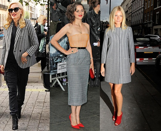 Trend We Like: Houndstooth