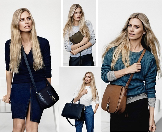 Accessories Alert: Laura Bailey for Radley