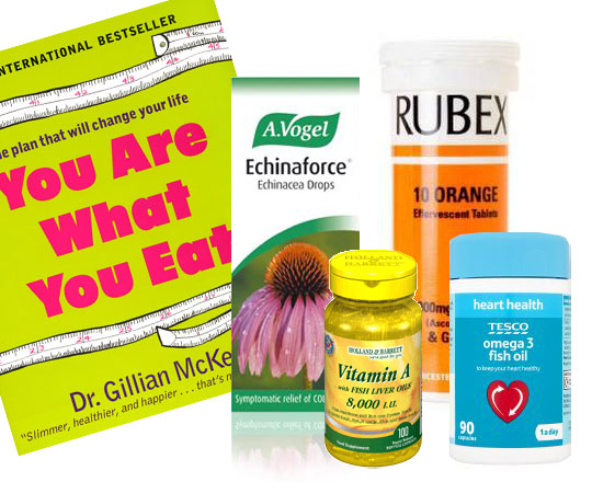 Vitamins & Health Supplements – What I Take