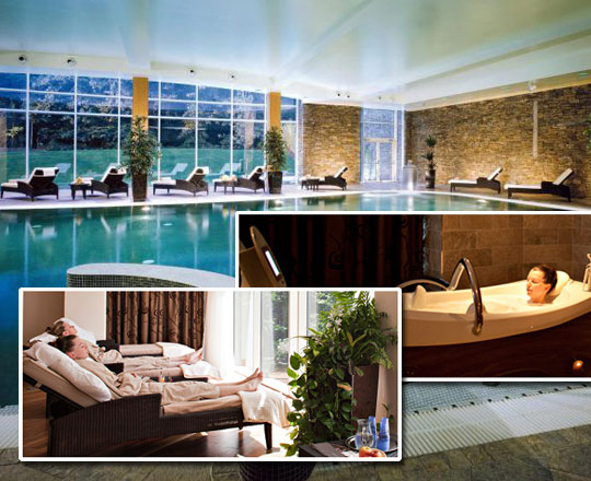 Spa Style: Detox at Fota Island