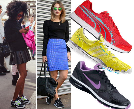 Accessory Alert: Running Shoes