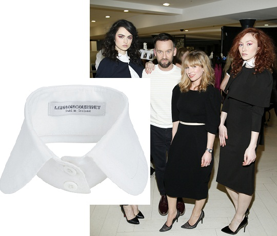 WIN! A Lennon Courtney Detachable Collar