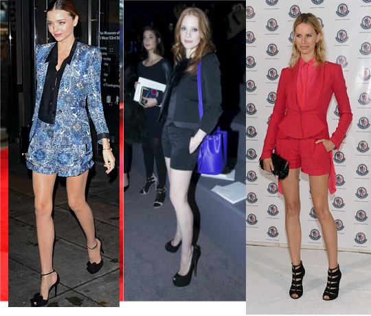 Trend We Like: The Short Suit