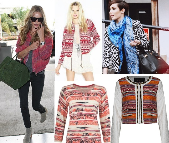Trend We Like: Tribal Jackets