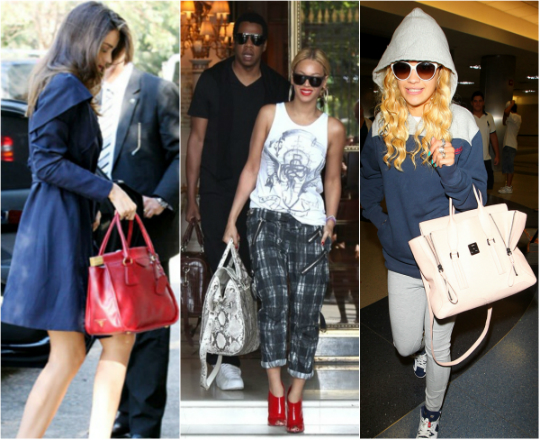 Get the Look: Celebrity IT Bags
