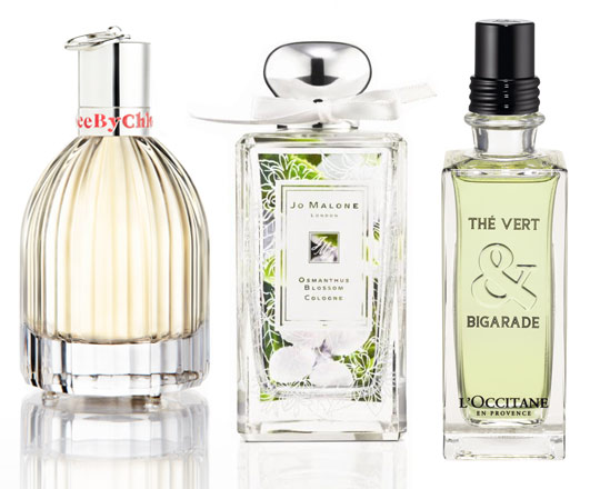 Beauty: Top 3 Summer Perfumes