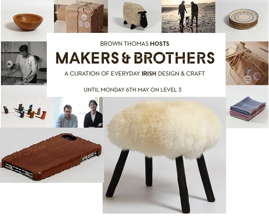Shopwatch: Makers & Brothers Pop Up Shed