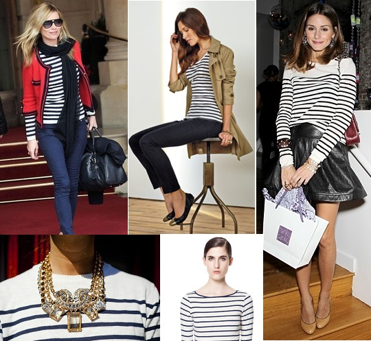 3 Ways to Wear: A Breton Top