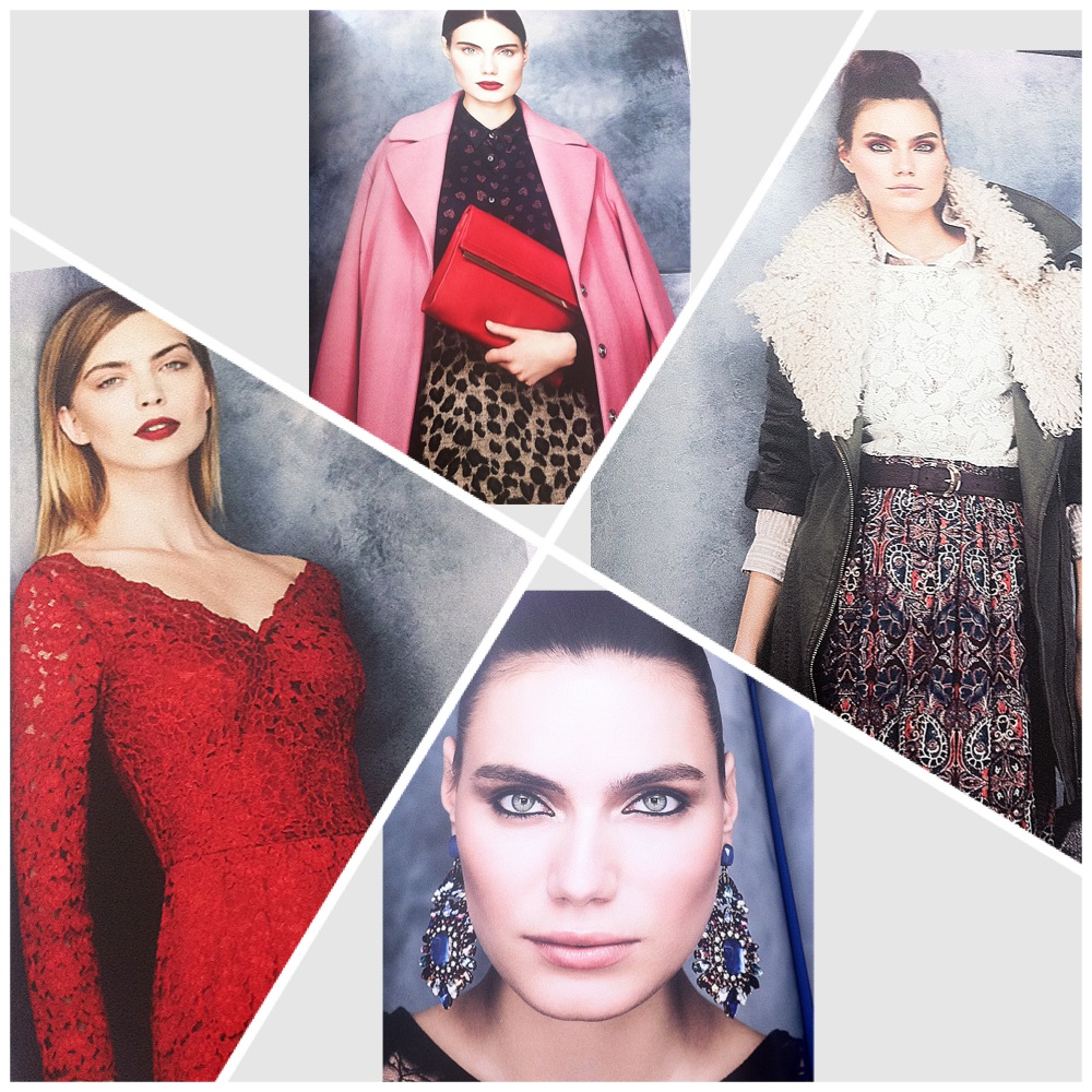 Marks & Spencer' Makeover for AW13