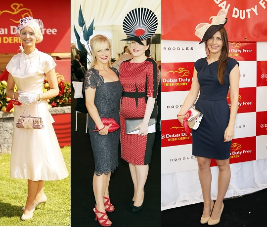 Party People: Dressing for the Derby 2013