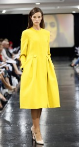 mustard coat Peter OBrien