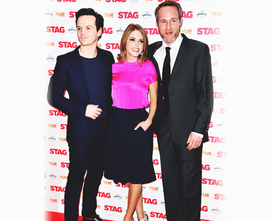 Steal Her Style: Amy Huberman at Stag Premiere