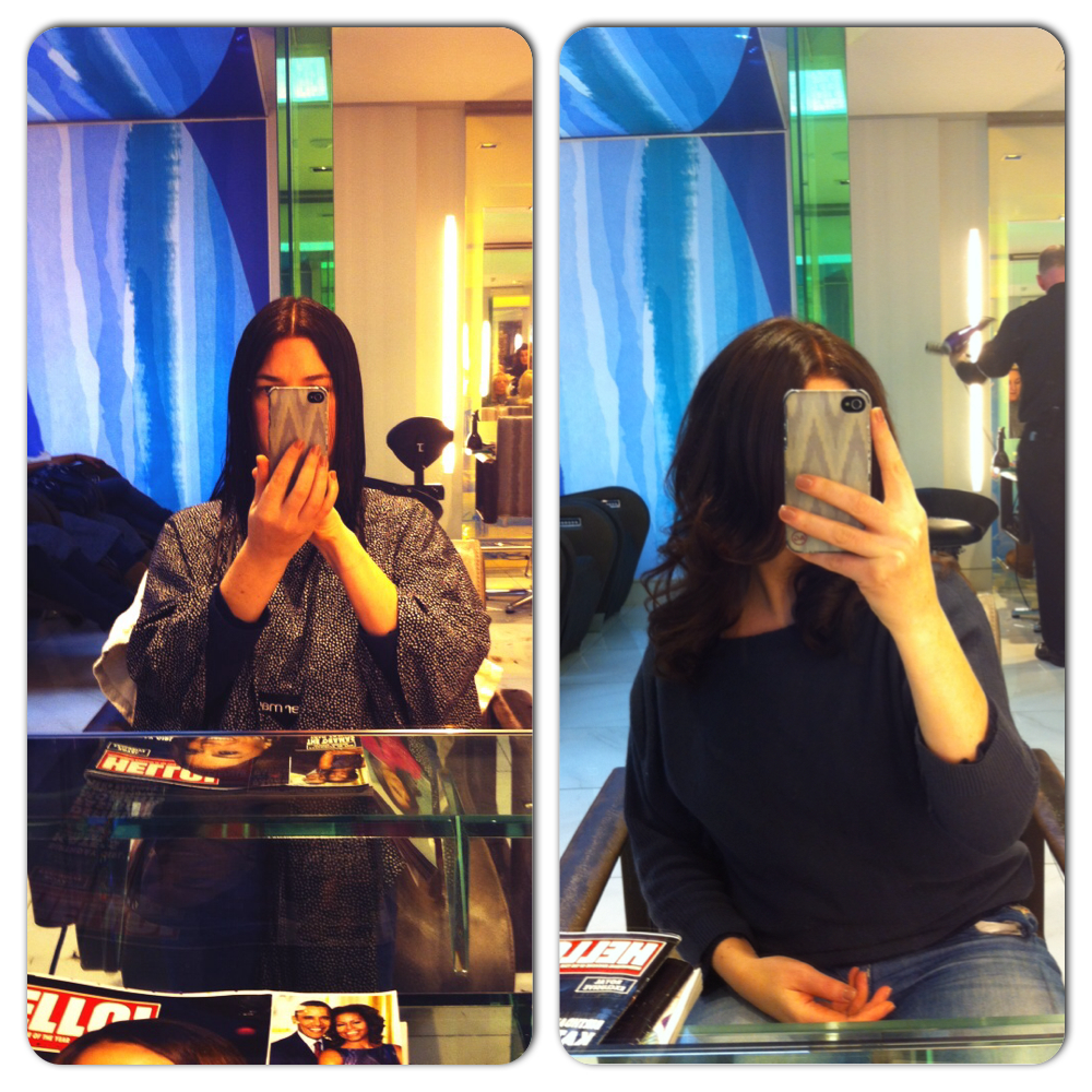 Cut & Blow Dry at Peter Mark Grafton St