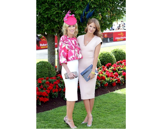 Style Update from the Irish Derby