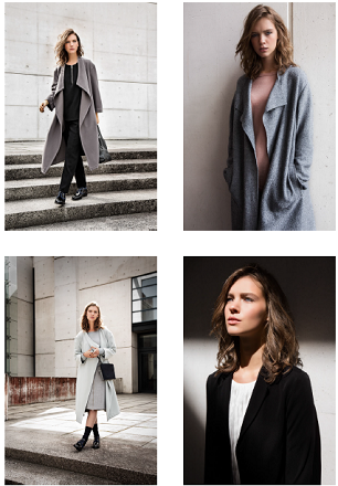 The Edit by Carolyn Donnelly AW15