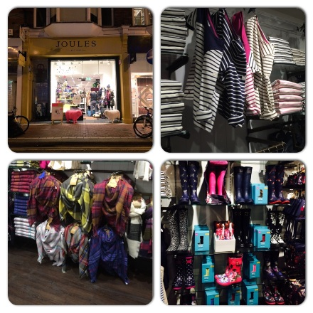 Shopwatch: Joules