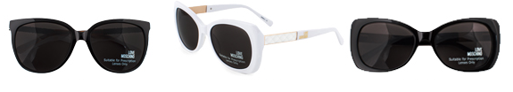 Love Moschino prescription sunglasses
