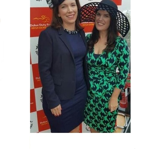 What She Wears: Dubai Duty Free Irish Derby Launch