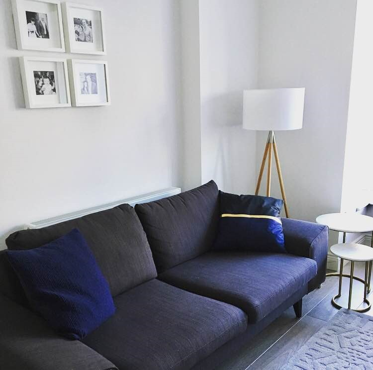 Interiors: How I Styled My Living Room