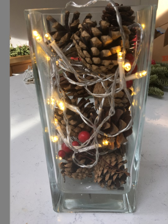 Christmas Battery Operated Lights