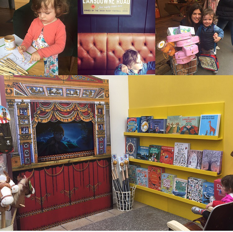 Dublin- Top 5 things to do with a Toddler
