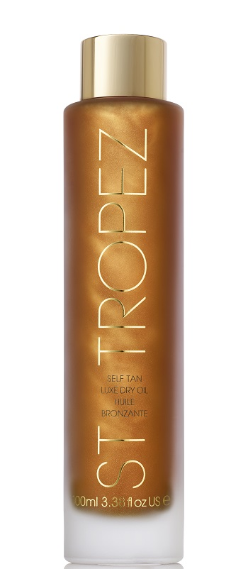 St.Tropez Self Tan Luxe Dry Oil