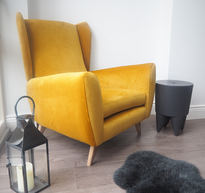 Interiors: The Perfect Statement Armchair | WhatSheWears.ie