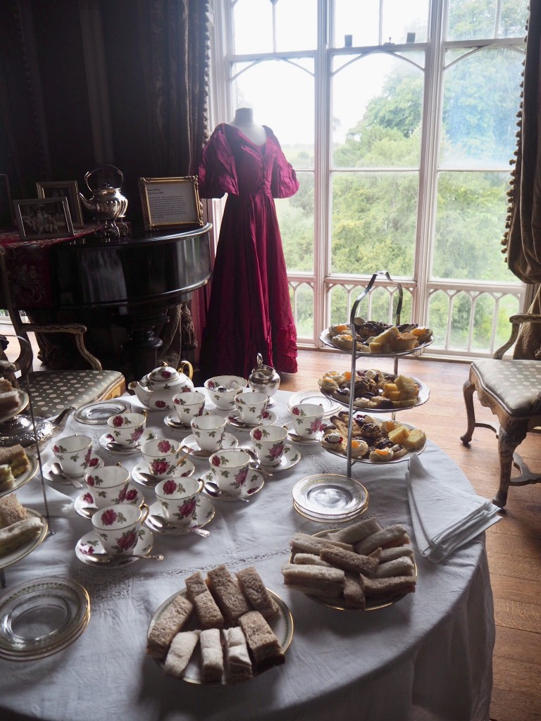 Dress Collection Worn by Princess Margaret's Mother-In-Law At Birr Castle